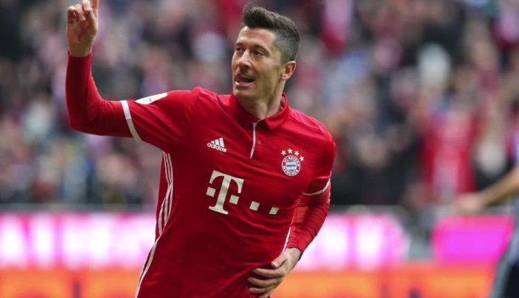 Robert Lewandowski liderem zestawienia najdroższych piłkarzy Bundesligi. Jego wartość wynosi już 80 milionów euro