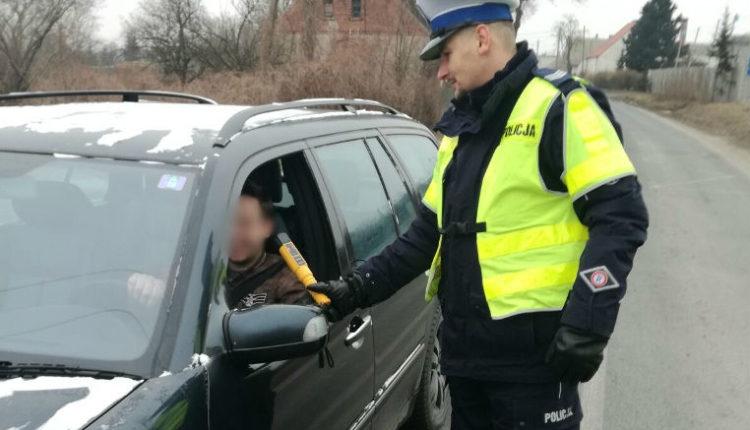 Pół tysiąca przebadanych kierowców i żadnego nietrzeźwego