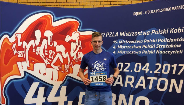 Mundurowy ze Żnina na podium XV Mistrzostw Polski Policjantów