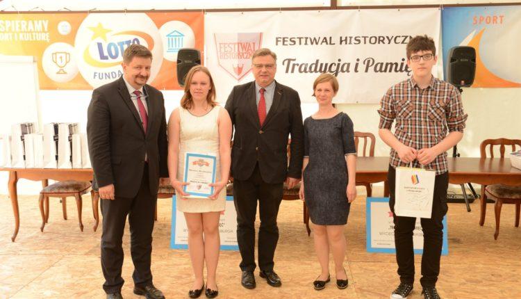 Festiwal Historyczny – laureaci ze Żnina, Szubina i Jezior Wielkich