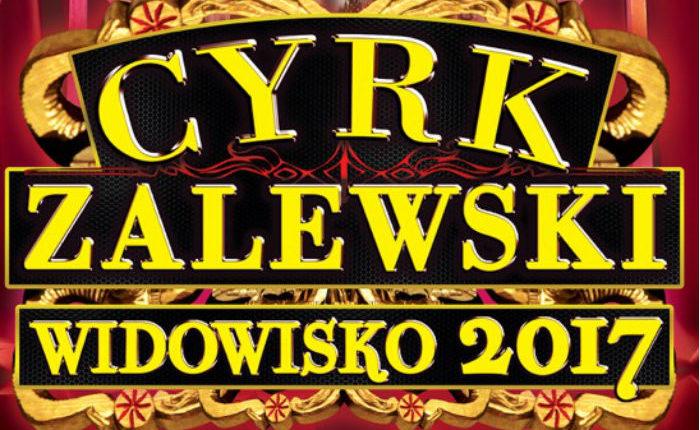 Cyrk Zalewski wystąpi w piątek w Żninie