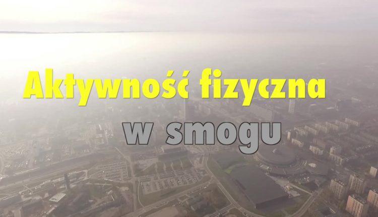 Aktywność fizyczna w smogu. O tym warto pamiętać
