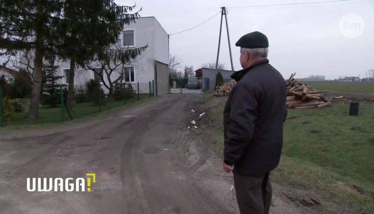 Żnin. Przepisał dom na dziecko i został z niego wyrzucony (video)