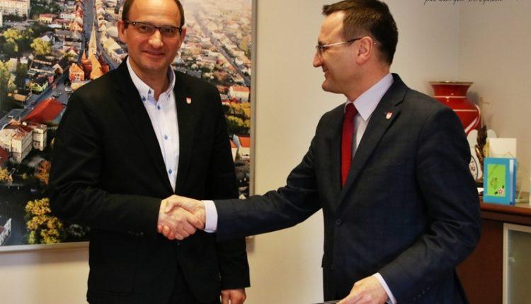 Burmistrz Szubina ma nowego zastępcę. Został nim Wiesław Stepczyński