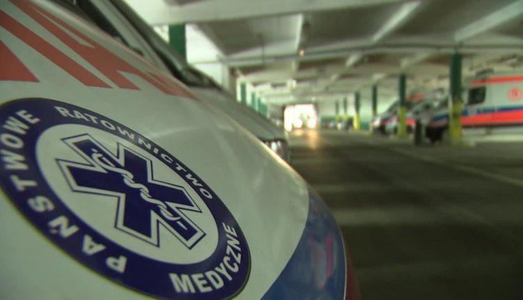 Konflikt o wynagrodzenia ratowników medycznych w Wągrowcu. Interweniuje starosta Kranc