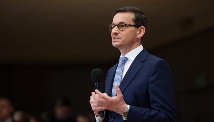 Premier Mateusz Morawiecki jednak nie przyjedzie w poniedziałek do Żnina