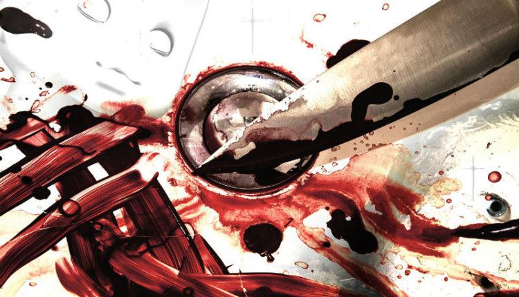 Gąsawa. Dzielnicowy ugodzony nożem podczas interwencji