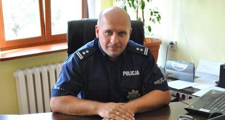 Komendant Główny Policji uchylił decyzję o odwołaniu Artura Krajewskiego
