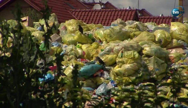 Mogilno. Odpady w Marcinkowie składowano nielegalnie, a firma od roku nie istnieje!