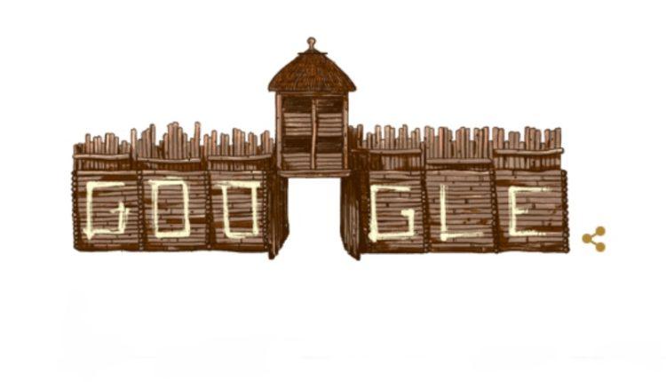 85. rocznica odkrycia osady w Biskupinie uczczona przez Google