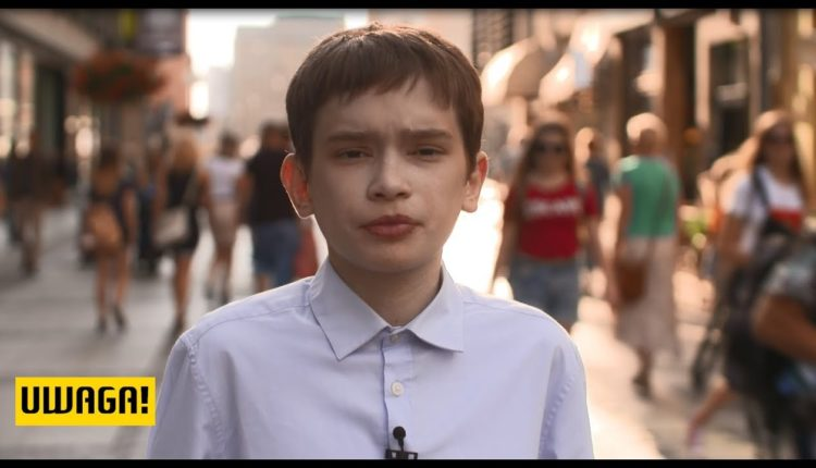 Dorosły mężczyzna uwięziony w ciele 12-latka (video)
