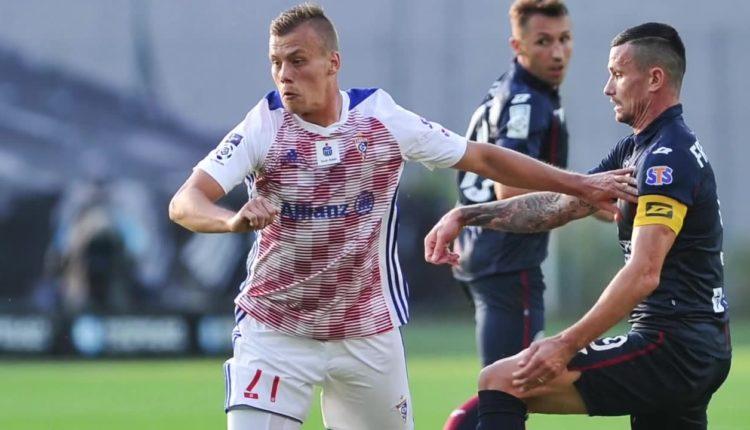 """""""Portowcy"""" nadal bez zwycięstwa. Pogoń Szczecin zremisowała z Górnikiem Zabrze 1:1 na otwarcie 7. kolejki Lotto Ekstraklasy"""