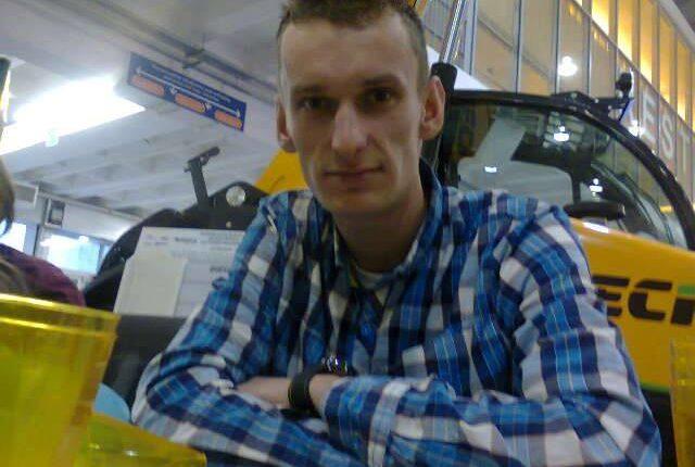 Policjanci poszukują zaginionego Łukasza Dobronieckiego z gminy Wapno