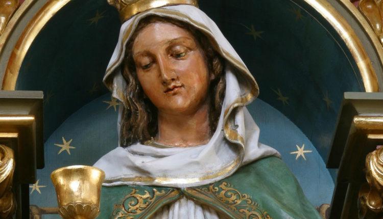 Lafarge w Polsce obchodzi Barbórkę. W Barcinie stanie figurka św. Barbary ufundowana przez firmę