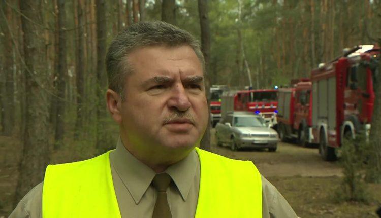 """""""Sytuacja w lasach jest naprawdę katastrofalna"""". Leśnicy i strażacy ostrzegają przed pożarami"""