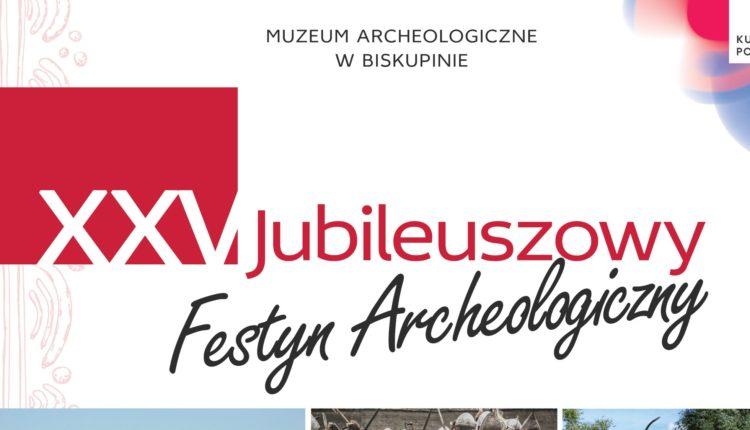 25 lat Festynu Archeologicznego w Biskupinie