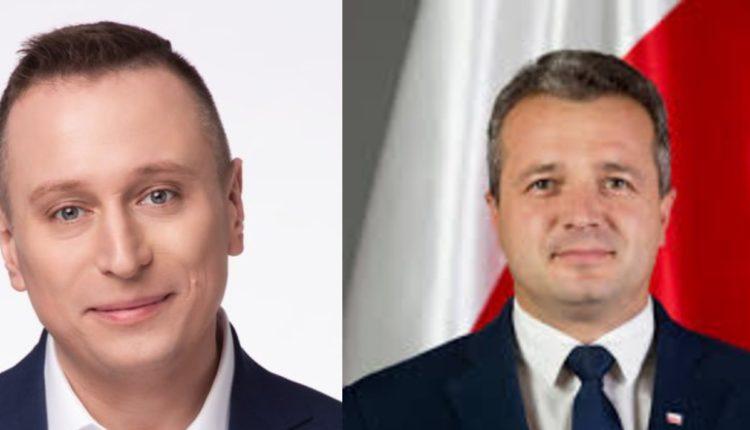 Krzysztof Brejza z przewagą nad Mikołajem Bogdanowiczem w wyborach do Senatu
