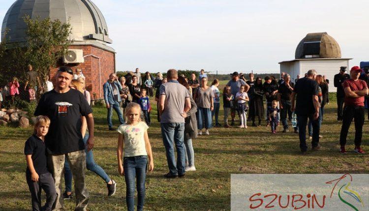 Nowoczesne Centrum Astronomiczno – Kulturalne i Dydaktyczne w Niedźwiadach otwarte