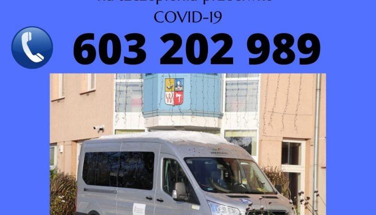 Informacje w sprawie szczepień przeciwko COVID-19 dla mieszkańców Wągrowca