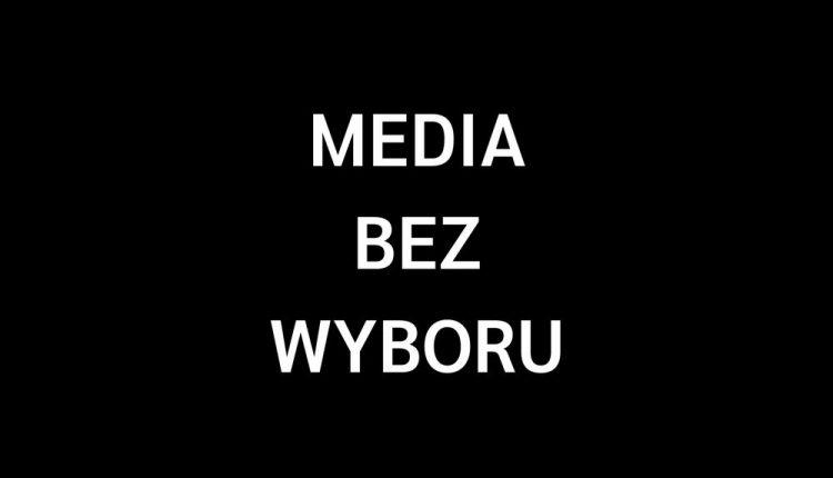 """73% respondentów popiera protest """"Media bez wyboru"""""""