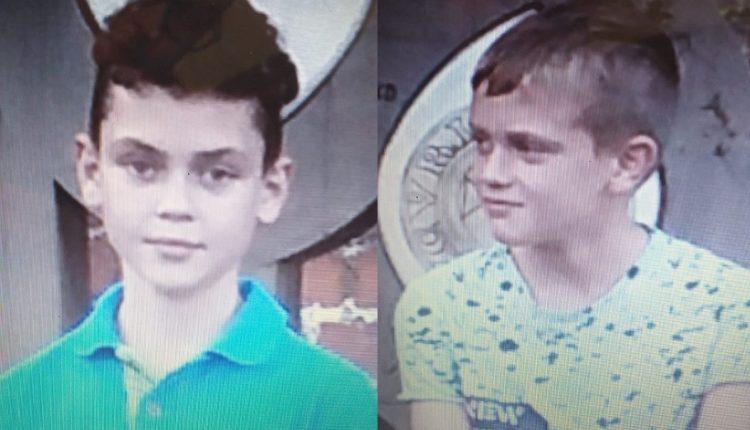 Powiat nakielski: Trwają poszukiwania zaginionych braci. Chłopcy mają 12 i 14 lat