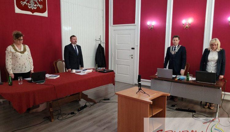 Szubin. Kolejna zdalna sesja Rady Miejskiej