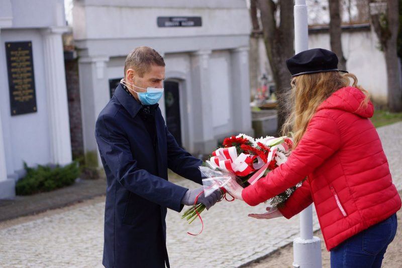 Mogilno. Uczcili ofiary Zbrodni Katyńskiej