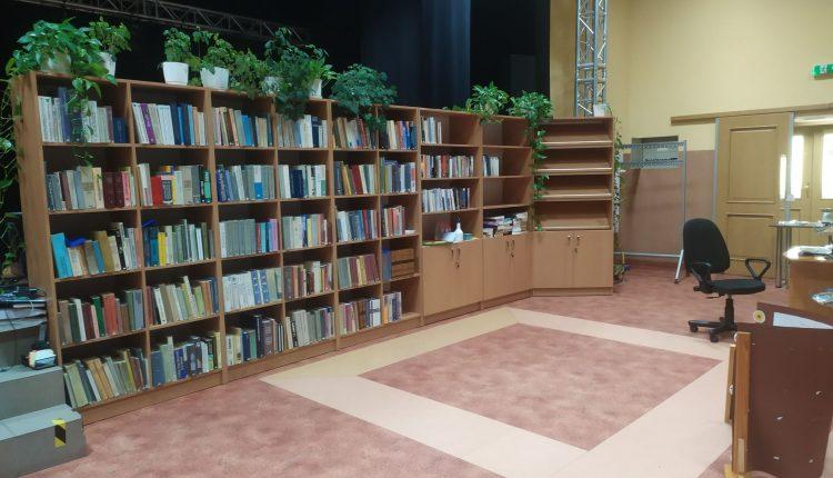 Biblioteka w Damasławku przeniesiona do ośrodka kultury