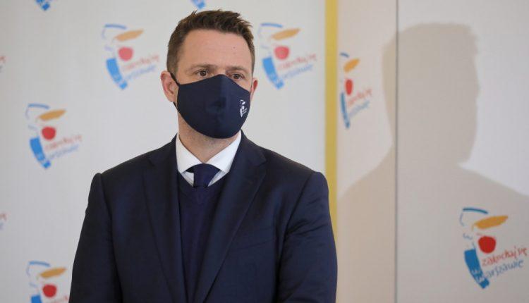 Trzaskowski: W stolicy będą cztery masowe punkty szczepień; lokalizacje mają być znane w czwartek