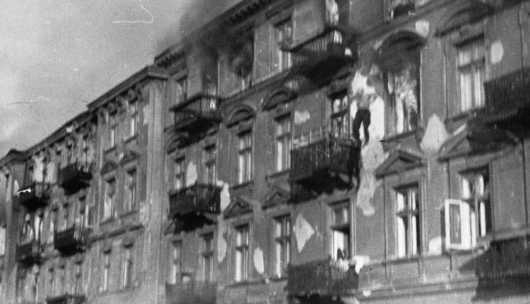 78 lat temu w getcie warszawskim wybuchło powstanie