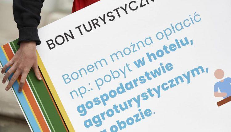 POT: rusza certyfikacja obiektów turystycznych realizujących bony turystyczne