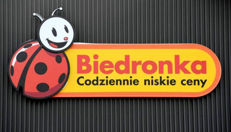 UOKiK: ponad 60 mln zł kary dla Jeronimo Martins Polska, właściciela sklepów Biedronka