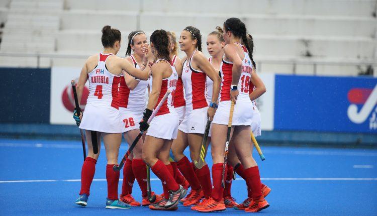 Reprezentacja Polski kobiet w hokeju na trawie rozegra trzy mecze towarzyskie z reprezentacją Francji