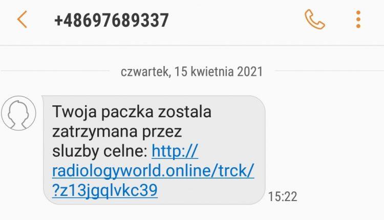 Policja: uwaga na przestępców wysyłających fałszywe SMS-y