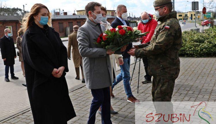 Pamięć o Ofiarach Zbrodni Katyńskiej w Szubinie