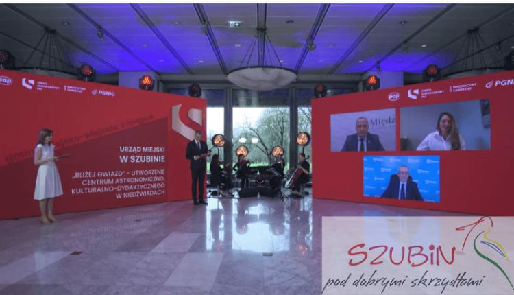 Gmina Szubin na podium konkursu Innowacyjny Samorząd