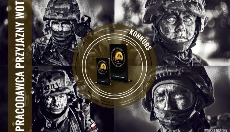 """Rusza """"Pracodawca przyjazny WOT"""" – II edycja konkursu dla pracodawców żołnierzy Obrony Terytorialnej"""