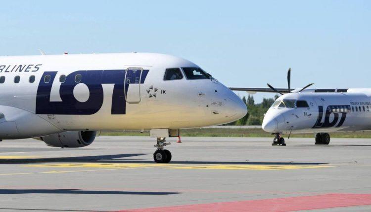 PLL LOT: nie latamy do Brazylii, RPA, a loty do Indii tylko w formule cargo