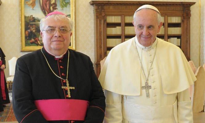 Jan Tyrawa, biskup bydgoski odwołany przez papieża Franciszka