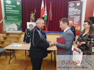Odbył się Zjazd Zarządu Miejsko – Gminnego Związku Ochotniczych Straży Pożarnych